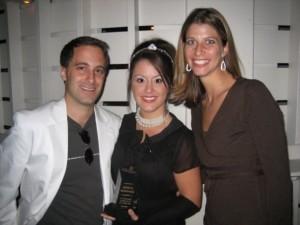 Pinstripe Service Excellence Award