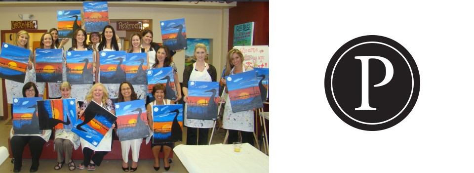 Legal Marketing Tampa at Painting with a Twist