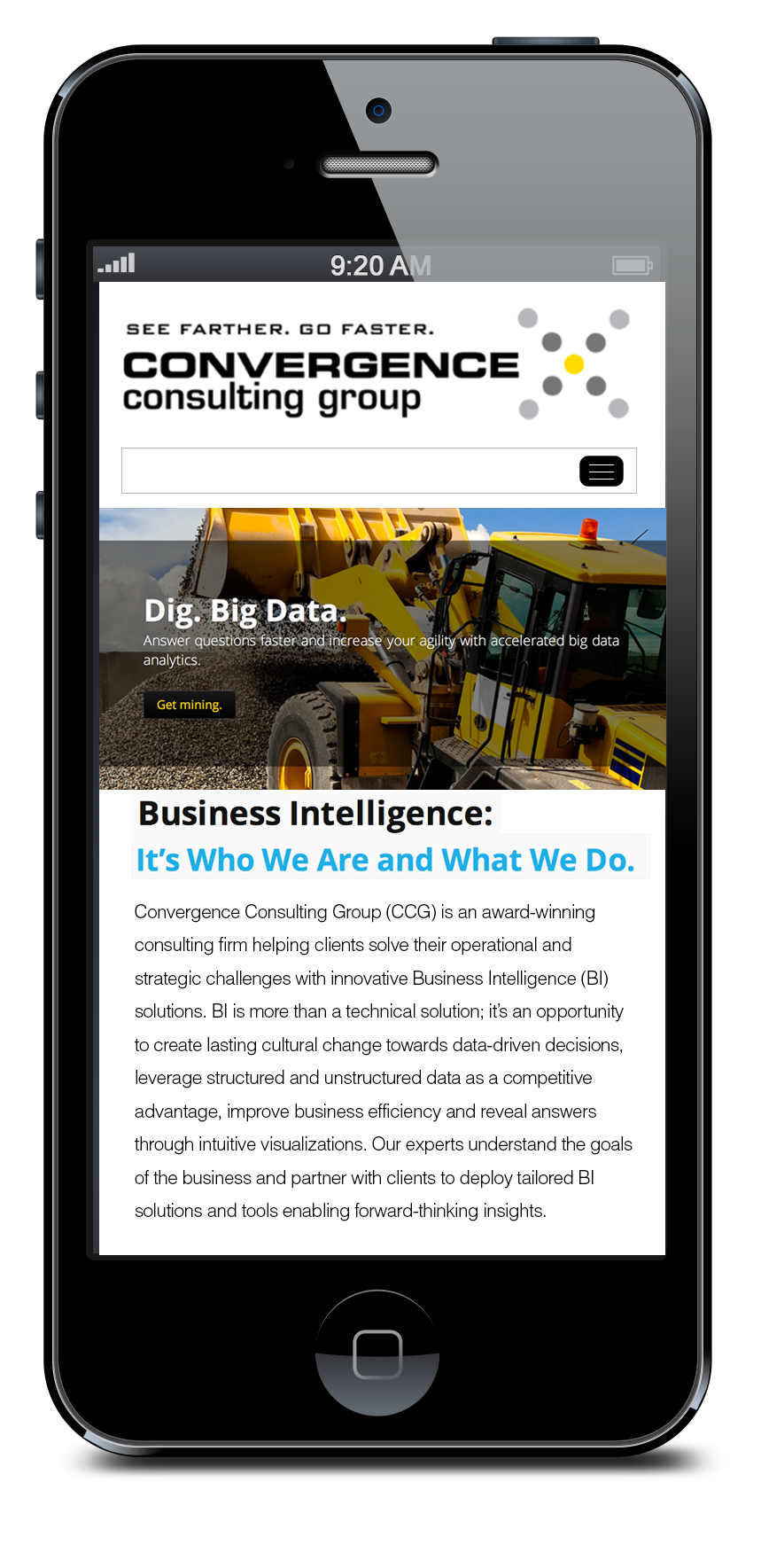 Tampa Bay web design firm | responsive design