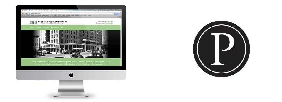 Macfarlane Ferguson web design