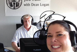 Ginger Reichl Interviewed by Dean Logan with Job Talk RadioStPete