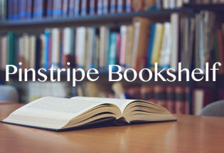 Pinstripe Bookshelf: The Perfect Pitch