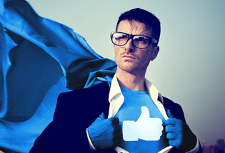 Social Media Superhero: Tips on Curating Social Content