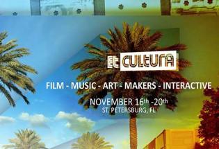 Pinstripe a Founder of Et Cultura Film Music Interactive Festival
