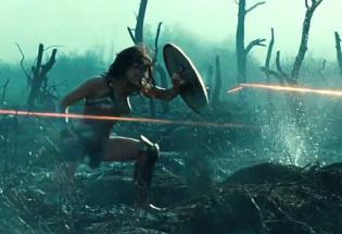 Wonder Woman's Compassionate Leadership