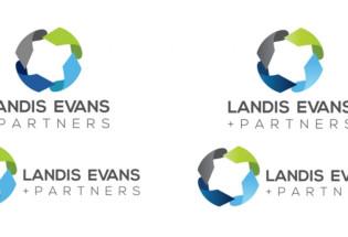 Case Study: Landis + Evans Logo Redesign