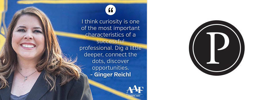 Ginger Reichl interview with the American Advertising Federation - Tampa Bay