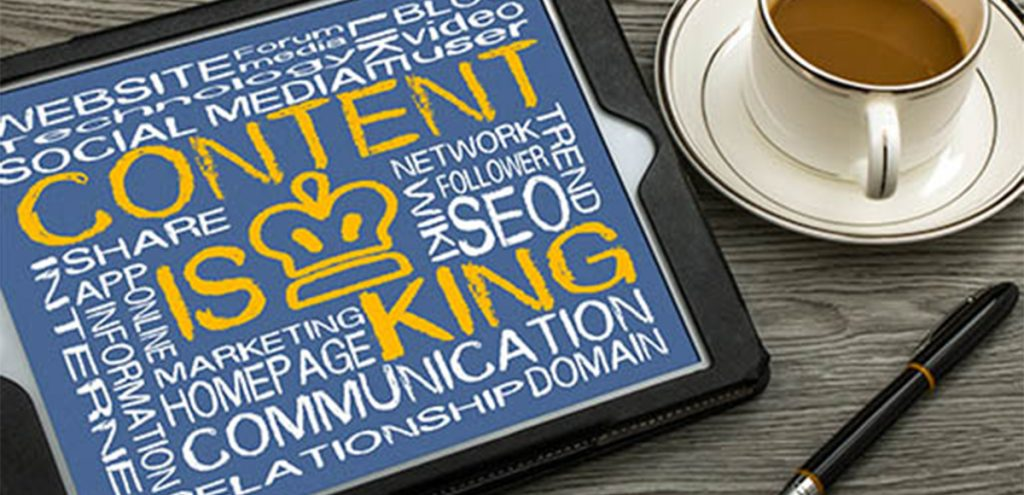 Content marketing - St. Petersburg Florida