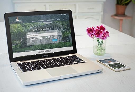 residential real estate web site wolfnet integration