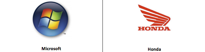 microsoft honda logo