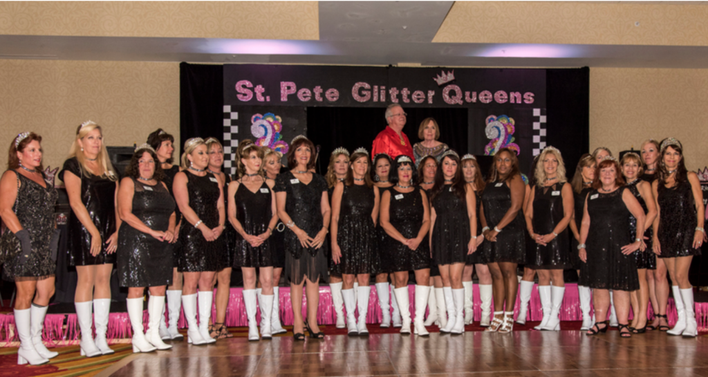 Glitter Queens Royal Ball 2017