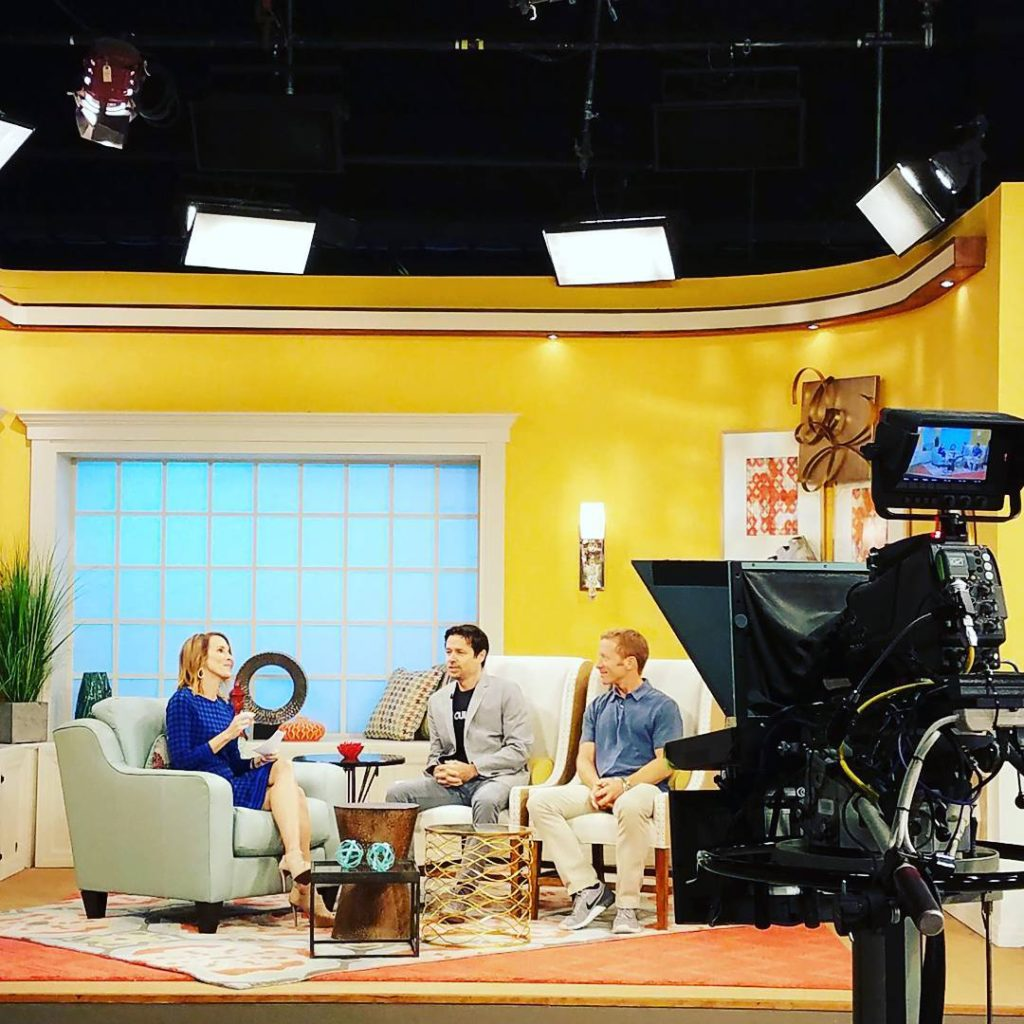 et cultura news channel 8 daytime morning show pr
