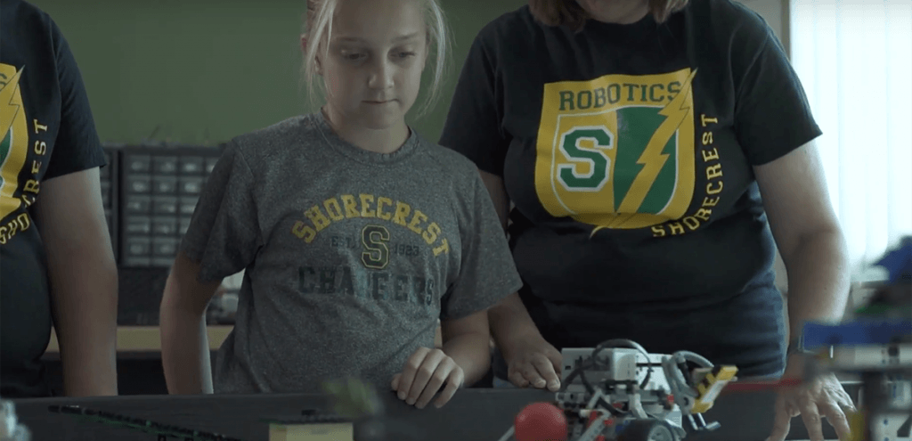 shorecrest vpk-12 video production