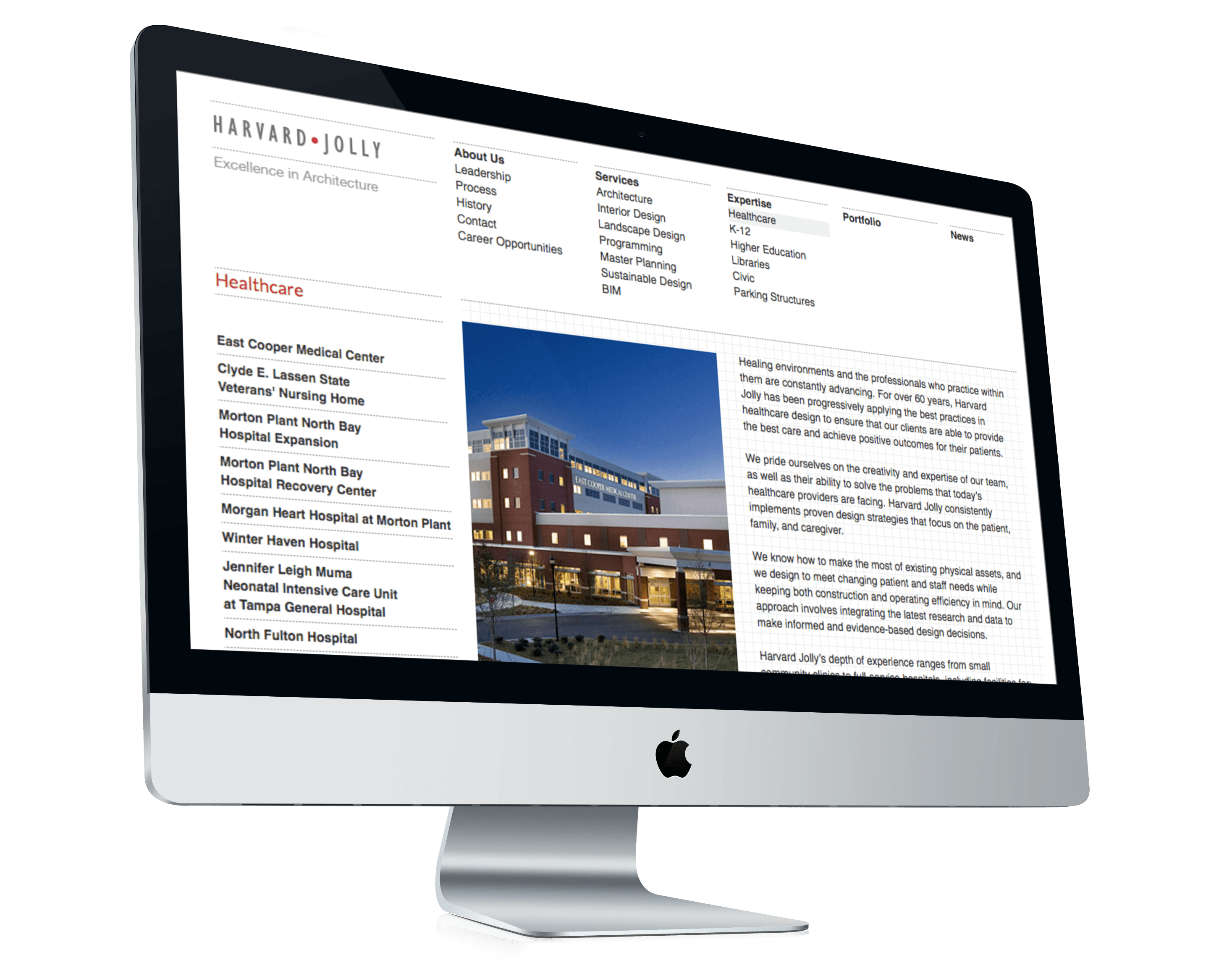 Tampa Bay architecture marketing