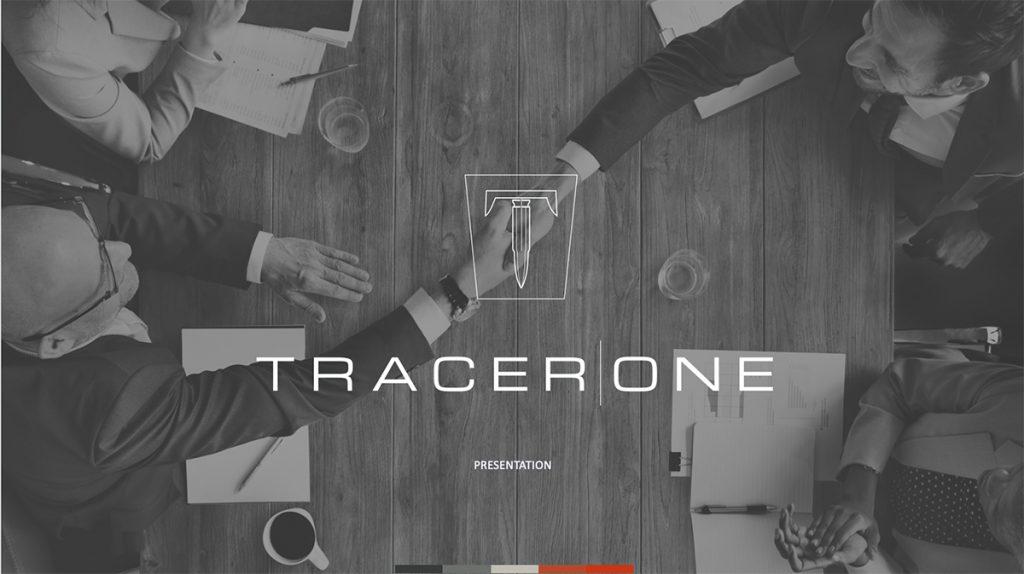 tracerone presentation design